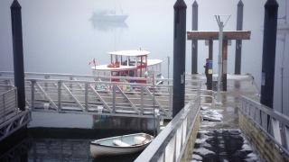 False Creek Ferries - Colleen Friesen