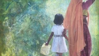 Motherhood - Mixed Media - Colleen Friesen